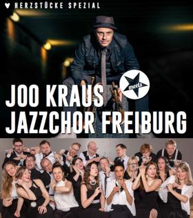 Bild: Joo Kraus meets Jazzchor Freiburg - Herzstücke Spezial