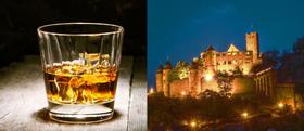 Bild: Whisky Tasting auf der Burg Wertheim - Burgkellerei Michel