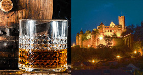 Bild: Rum Tasting auf der Burg Wertheim - Burgkellerei Michel