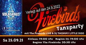 Bild: Tanzparty mit THE FIREBIRDS und DJ Thommy Little Doo