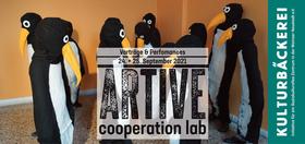 Bild: ARTIVE cooperation lab - Vorträge und Diskussionen