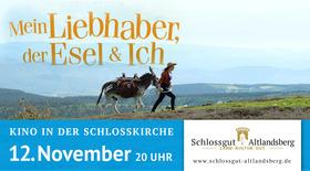 Bild: Kino in der Schlosskirche - Mein Liebhaber, der Esel und Ich