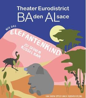 Bild: Wie das Elefantenkind zu seinem Rüssel kam