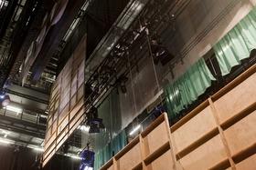 Bild: Theaterführung 2021/2022 - Blick hinter die Kulissen
