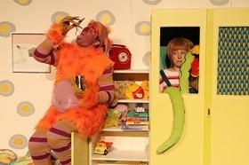 Bild: Kindertheater: Zottelkralle - präsentiert von der Burghofbühne Dinslaken