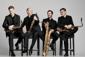 Bild: DEDICATED TO: Xenon Saxophone Quartet