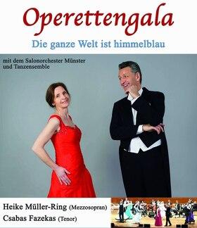 Bild: Operettengala - Die ganze Welt ist himmelblau