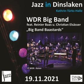 "Bild: WDR Big Band ""Big Band Baastards"" - feat. Reinier Baas u. Christian Elsässer"