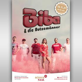 Bild: Tanzabend mit der Showband Biba und die Butzemänner