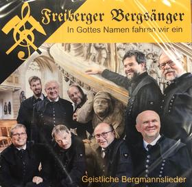 Bild: Freiberger Bergsänger - Jubiläumskonzert 25 (+1) Jahre