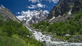 Bild: Georgien- Live-Multivisionsreportage von Ralf Schwan - Im Zauber des wilden Kaukasus-