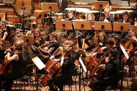 Bild: Junge Talente im Konzert
