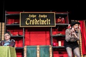 """Bild: Kinder- & Familientheater, Artistik und Witz mit COQ au VIN - """"Die geheimnisvolle Truhe und die Zirkusmaus"""""""
