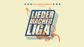 Bild: Stuttgarter Liedermacher*innen Liga - Der regelmäßiger Liedermacher Wettstreit mit brandneuen Songs und besonderen Liedermacher-Gäst-Acts
