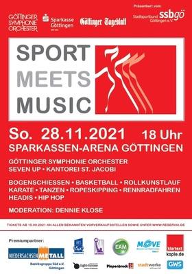 Sport Meets Music - Die Profis