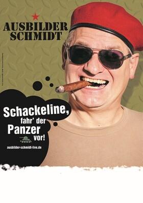 Bild: Ausbilder Schmidt