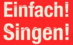 Einfach! Singen!