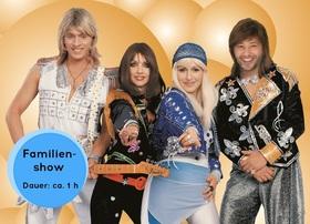 Bild: A4U - ABBA-Familienshow
