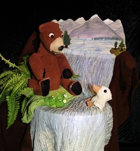 Bild: Gans der Bär - Faro Theater