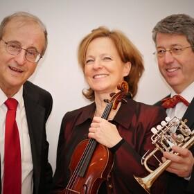Bild: Konzert für Trompete, Violine und Orgel in der Dreikönigskirche