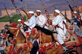 Bild: Dia Multivisionsshow Marokko