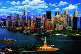 Bild: Dia Multivisionsshow New York
