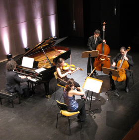 Bild: Ensemble Mediterrain - Kammerkonzert