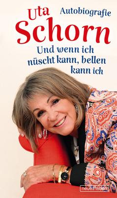 Bild: Uta Schorn - liest aus ihrer Autobiographie
