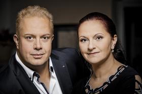Bild: Konzert für Klavier zu vier Händen - Genova & Dimitrov Klavierduo