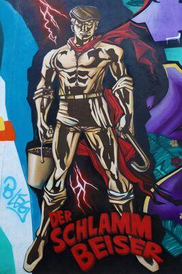 Bild: Street Art in Alten Gassen - Dagmar Klein