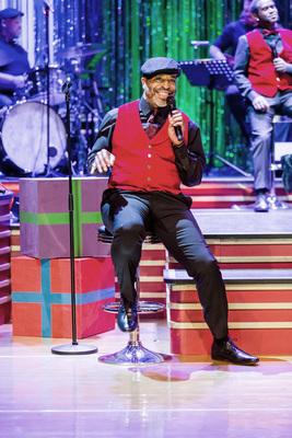 Bild: Motown goes Christmas - Groovige Weihnachtsshow
