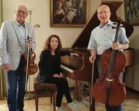 Bild: Eröffnung Schlösserherbst - Beethoven! - Empfang, Talk und Kammermusikkonzert