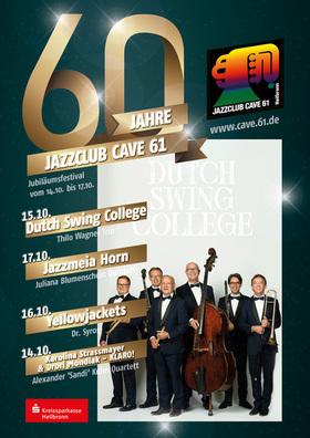 Bild: Dutch Swing College mit Vorgruppe: Thilo Wagner Trio