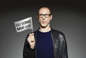 Vince Ebert - Kabarett: Make Science Great Again!