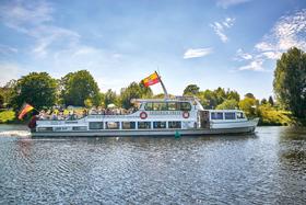 Bild: Linienfahrten 2021 - Kettwig-Unterwasser -> Mülheim-Wasserbahnhof