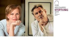 """Bild: """"Effis Nacht"""" von Rolf Hochhuth - Szenische Lesung mit Michael Kind & Nicole Haase"""