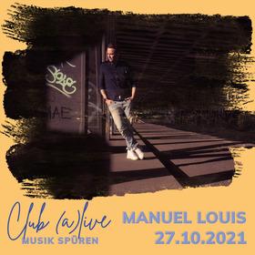 Bild: Manuel Louis - Album-Releasekonzert - bei Club (a)live