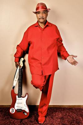 Bild: Johnny Rawls - Packender Soul trifft auf gefühlvollen Blues!