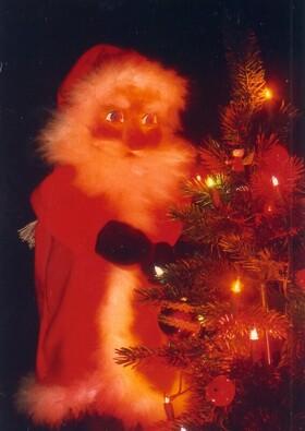 Bild: Kasper und der Weihnachtsmann - Handpuppenspiel für Kinder ab vier Jahren