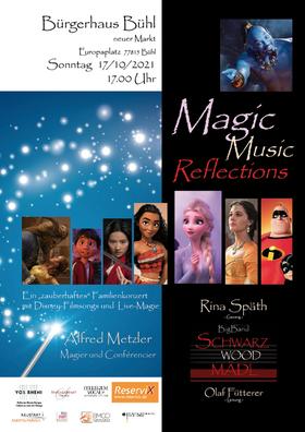 Bild: Magic Music Reflection... Magie & Disney MovieSongs - Magic Music Reflection... Magie & Disney MovieSongs