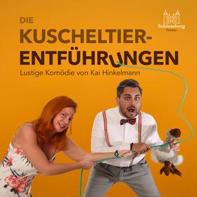 Bild: Die Kuscheltier Entführungen - Lustige Komödie von Kai Hinkelmann