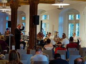 Bild: Lauschkonzert Stadtorchester - Manege frei!