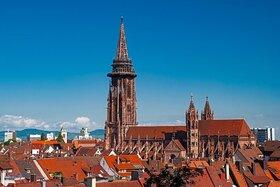 Bild: Öffentliche Stadtführung Freiburg mit Besuch des Münsters - Öffentliche Stadtführung Freiburg mit Besuch des Münsters