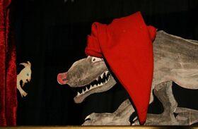 Bild: Die 7 Geißlein & der Weihnachtswolf   ab 4 J.