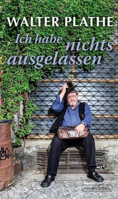 Bild: Walter Plathe - liest aus seiner Biographie