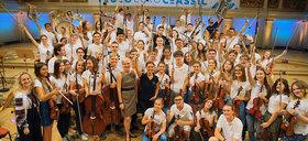 Bild: YsOU - Jugendsinfonieorchester der Ukraine