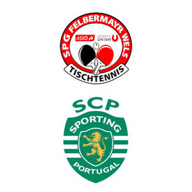 Bild: SPG FELBERMAYR Wels (AUT) - Sporting Clube de Portugal (POR)