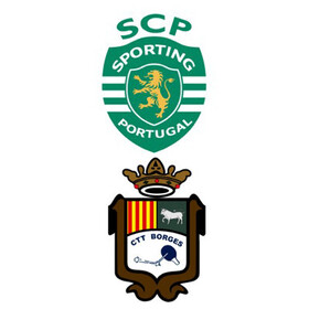 Bild: Sporting Clube de Portugal (POR) - Asisa Borges Vall (ESP)