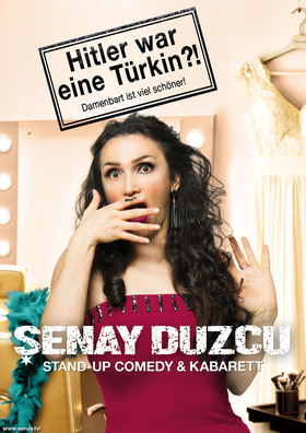 Bild: Senay Duzcu - Hitler war eine Türkin?!