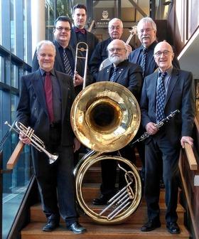 Bild: 44. Göttinger Jazzfestival 2021 - New Orleans Syncopators | Harmony Hoppers | Carnegie Hall Projekt